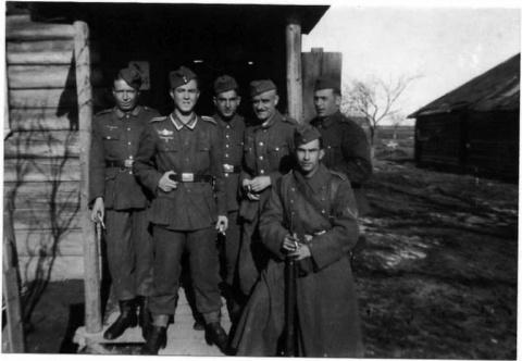 «Голубая дивизия»: испанцы, которые воевали против СССР