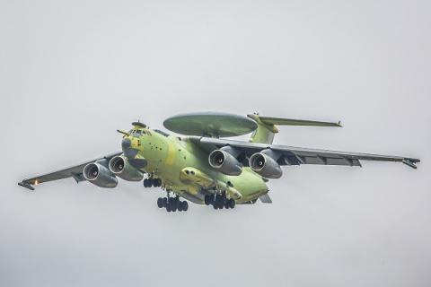 Российский самолет-комплекс …