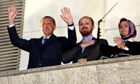 ИГ — семейный бизнес Эрдогана