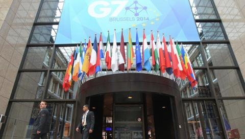 Западные СМИ об участии России в саммите G7