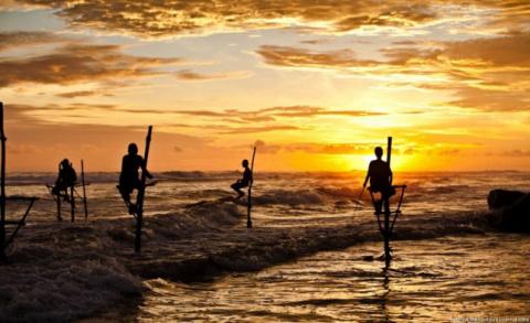 Рыбалка на шесте: вымирающие ремесло