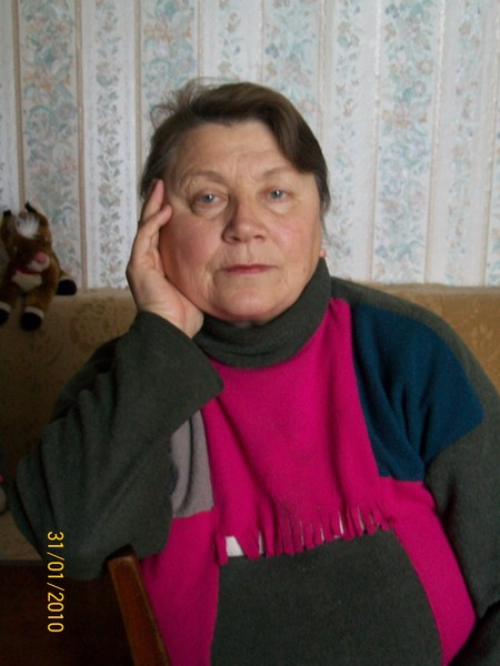 Татьяна Павловна Бурлаку