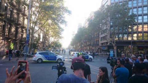 Война с террором: Почему Москва не Барселона. Григорий Игнатов