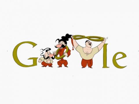 Пиццерия Google, добрый день…