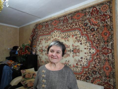 Мария Крестьева (Скворцова)