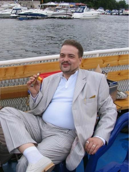 Ник Улин (личноефото)