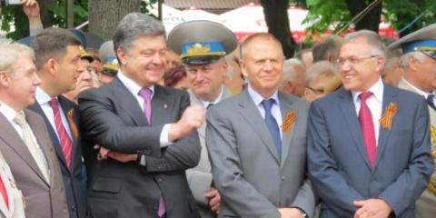 На Украине запретили георгие…
