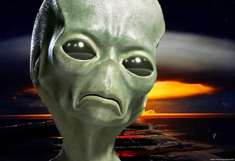 Нордические пришельцы о враж…