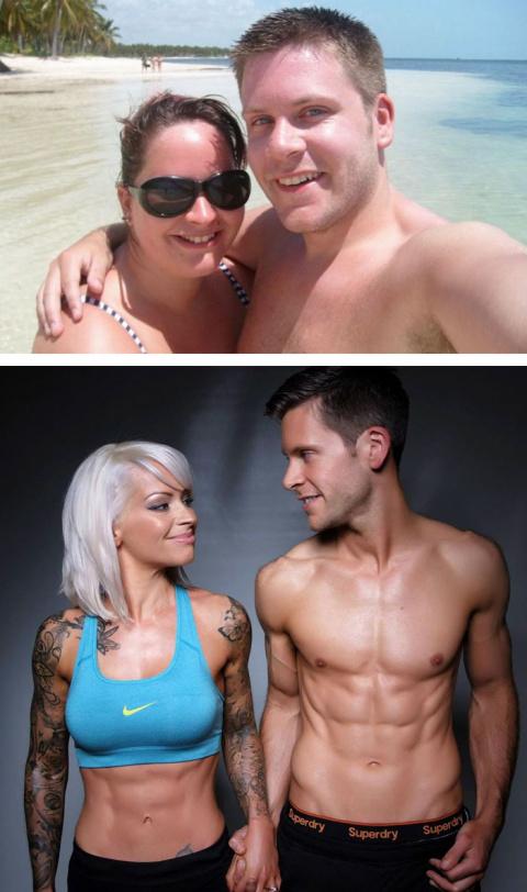 До и после: 25 людей, которы…