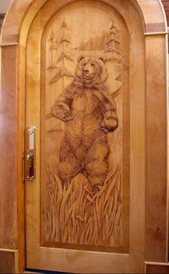 Как сделать дверь в баню сво…