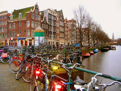 Что посмотреть в Амстердаме? Топ 10 достопримечательностей.
