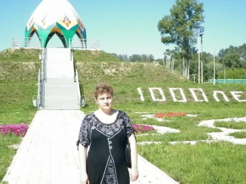 Жанна Тарасова (личноефото)