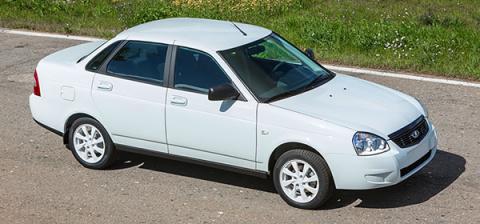 Lada Priora получила версию …