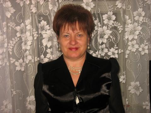 Людмила Литовченко (Шелистова)