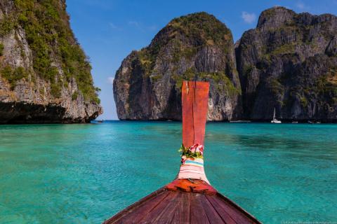 По пляжам Андаманского моря:…
