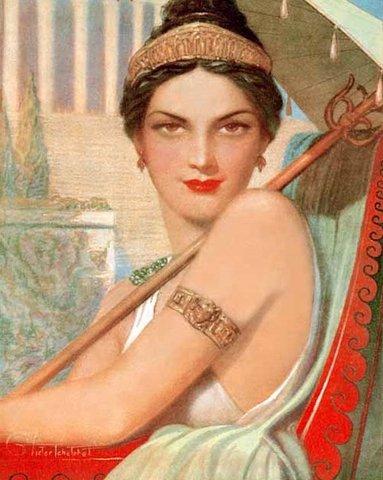Валерия Мессалина - распутная любовница