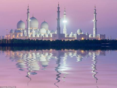 Невероятные купола мечетей с…