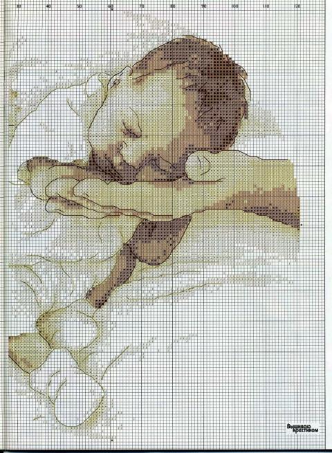 К рождению малыша.