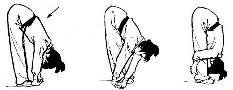 Комплекс упражнений для тренировки сосудов: