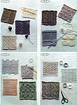2000 узоров крючком и спицами от Глории Вайн
