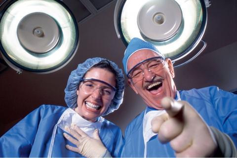 Шутливая классификация врачей