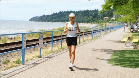 Как Рут Хейдрих победила рак 4 стадии и пробежала более 100 марафонов