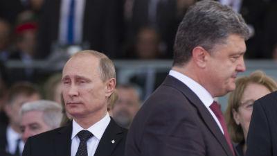 МИД Украины: «убирайтесь из Донбасса» не означает «забирайте Донбасс»