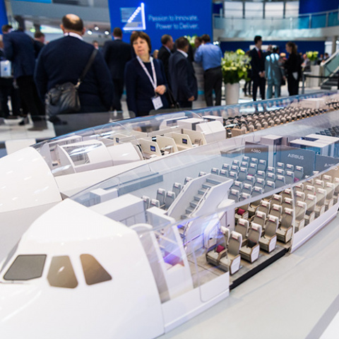 Airbus представила обновленн…