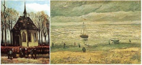 Диалоги Винсента Ван Гога.