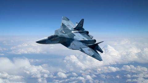 Четыре Российских самолета в топе 10 лучших истребителей мира