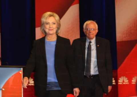 Democrats Face-off 'Fight Ni…