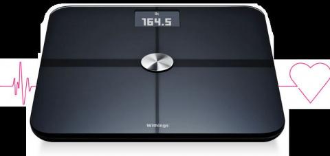 Напольные весы оснастили Wi-Fi