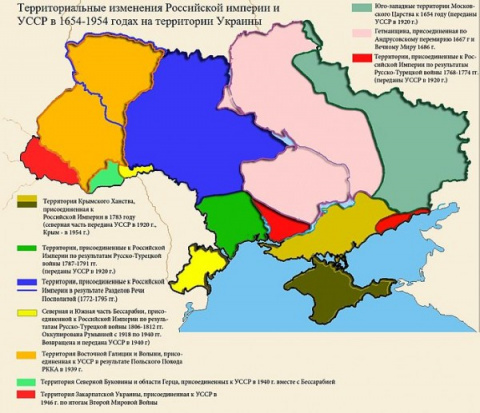 Так когда же Украина образов…