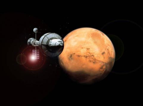 НАСА: полет на Марс приорите…