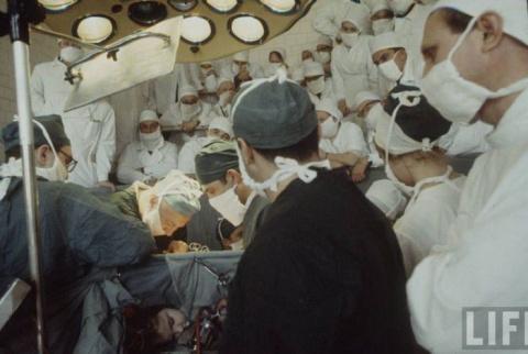 Советская медицина — помните…
