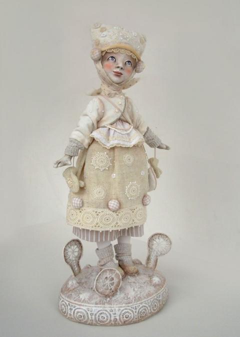 Куклы Анны Зуевой
