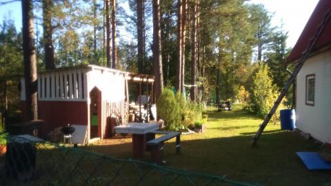Срочно продается дом в пограничной зоне Карелии, г. Костомукша.