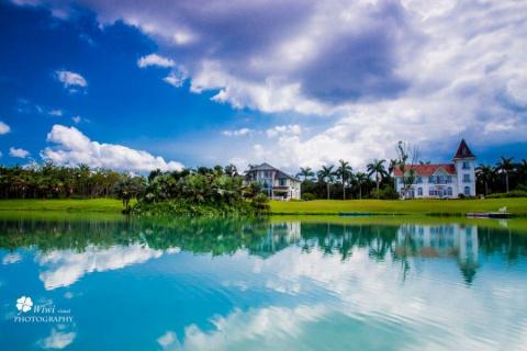 Красота природы в фотографиях Wiwi Liu