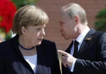 Newsweek: Поддержка Путиным …