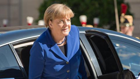 Решение найдено: Европа – отдельно от Меркель