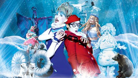 Новогоднее цирковое шоу «Zаморозка»