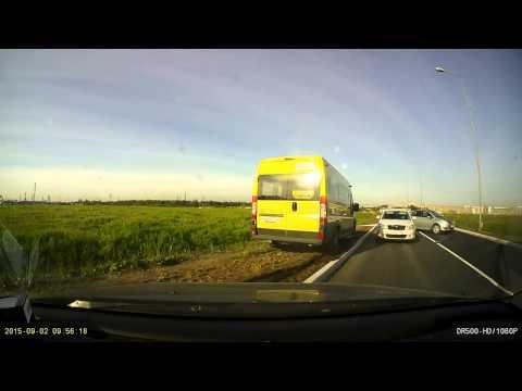 Такую бойню на дороге вы вряд ли видели: Три аварии за три минуты