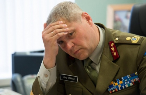 FT: Эстония готова к вторжению «зеленых человечков» из России