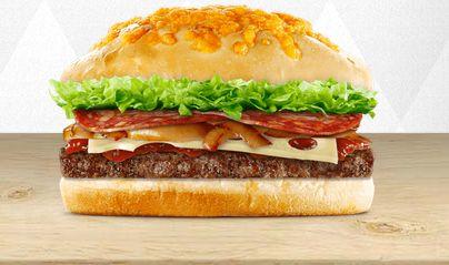 McDonald's предложил британцам «собрать» бургер