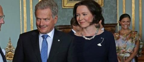 Финский президент станет отцом в 70 лет