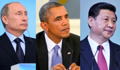 Обама признает, что он идиот!