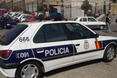 В Барселоне автомобиль задав…