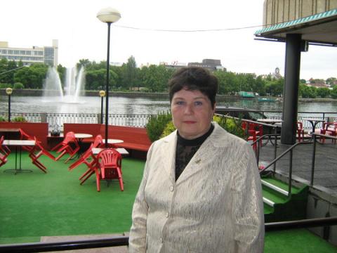 Людмила Крутикова