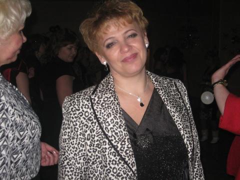Светлана Леонова Севостьянова