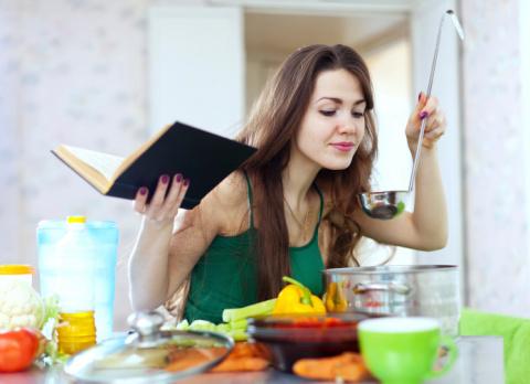 8 вариантов здорового ужина